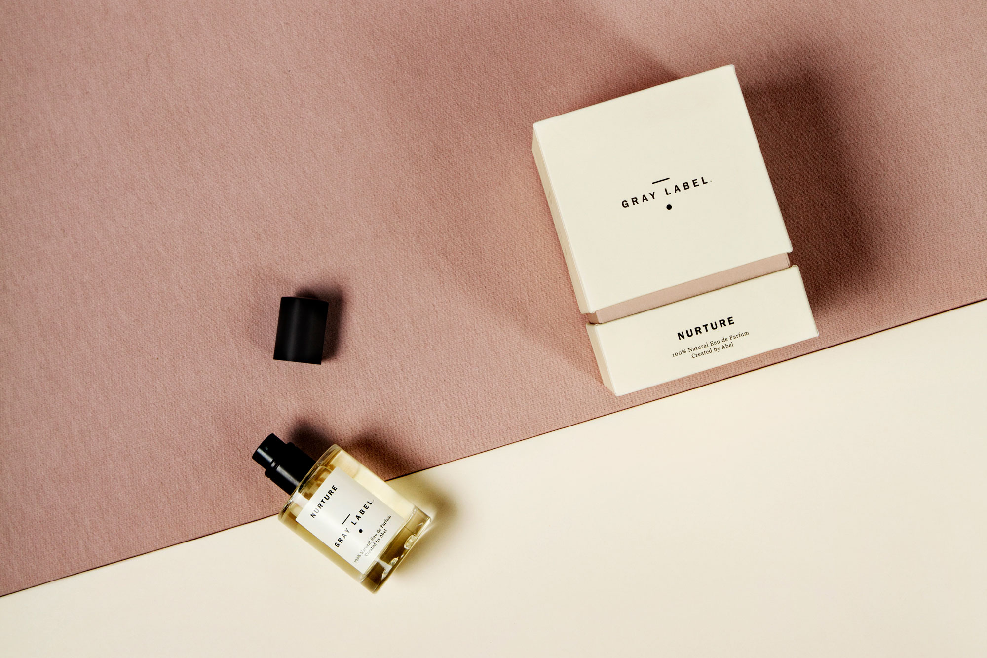 NURTURE | a perfume for mothers | Abel